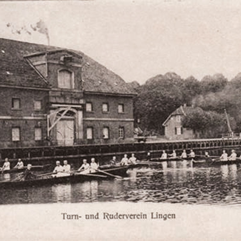 Historie - GTRV von 1880 - Gymnasial Turn- und Ruderverein Lingen (Ems)